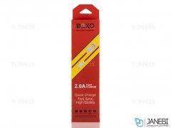 کابل شارژ میکرو یو اس بی بکسو Bexo B-018 Micro USB Cable 17cm