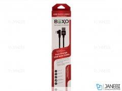 کابل شارژ میکرو یو اس بی بکسو Bexo B-006 Micro USB Cable 1m