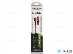 کابل شارژ میکرو یو اس بی بکسو Bexo B-008 Micro USB Cable 1m