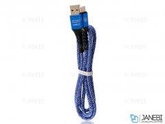 کابل شارژ لایتنینگ بکسو  Bexo Lightning Cable 1m