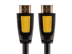 کابل اچ دی ام آی ارلدام Earldom HDMI To HDMI Cable ET-W09 Version 1.4 0.75M
