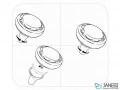 نگهدارنده گوشی و خوشبو کننده هوای خودرو Dudao F6 Car Aromatherapy Bracket