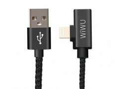 کابل صدا و شارژ لایتنینگ WiWU ST01 Lightning Audio Cable 1.2m
