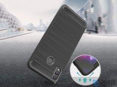 محافظ ژله ای هواوی Carbon Fibre Case Huawei Honor 8X