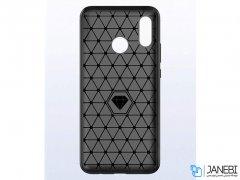 محافظ ژله ای هواوی Carbon Fibre Case Huawei Y9 2019