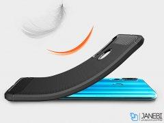 محافظ ژله ای هواوی Carbon Fibre Case Huawei Nova 4