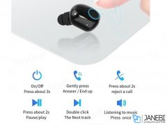 هندزفری بلوتوث Q1 TWS True Wireless Stereo Handsfree