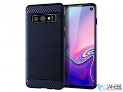محافظ ژله ای سامسونگ Carbon Fibre Case Samsung Galaxy S10e