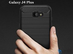 محافظ ژله ای سامسونگ Carbon Fibre Case Samsung Galaxy J4 Plus