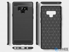 محافظ ژله ای سامسونگ Carbon Fibre Case Samsung Galaxy Note 9