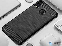 محافظ ژله ای سامسونگ Carbon Fibre Case Samsung Galaxy A30