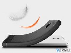 محافظ ژله ای نوکیا Carbon Fibre Case Nokia 3
