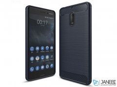 محافظ ژله ای نوکیا Carbon Fibre Case Nokia 6