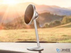 پایه نگهدارنده آهن ربایی بیسوس Baseus Little Sun Magnetic Car Mount