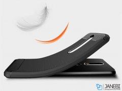 محافظ ژله ای نوکیا Carbon Fibre Case Nokia 3.1 Plus