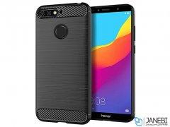 محافظ ژله ای هواوی Carbon Fibre Case Huawei Honor 7A