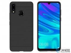 محافظ ژله ای هواوی Carbon Fibre Case Huawei P smart 2019