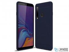 محافظ ژله ای سامسونگ Carbon Fibre Case Samsung Galaxy A9 2018