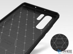 محافظ ژله ای هواوی Carbon Fibre Case Huawei P30 Pro