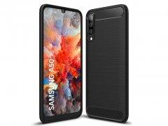 محافظ ژله ای سامسونگ Carbon Fibre Case Samsung Galaxy A50