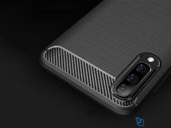 محافظ ژله ای سامسونگ Carbon Fibre Case Samsung Galaxy A70