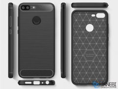 محافظ ژله ای هواوی Carbon Fibre Case Huawei Honor 9 Lite