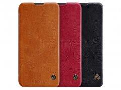 کیف چرمی هواوی Nillkin Qin Leather Case Huawei Honor 20i