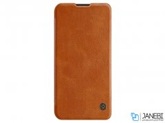 کیف چرمی نیلکین هواوی Nillkin Qin Leather Case Huawei Honor 20i/Honor 10i