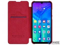 کیف هواوی Nillkin Qin Leather Case Huawei Honor 20i