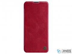 کیف چرمی نیلکین سامسونگ Nillkin Qin leather case Samsung Galaxy A20e