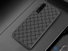 کاور محافظ فیبر نیلکین هواوی Nillkin Synthetic Fiber Plaid Case Huawei P30