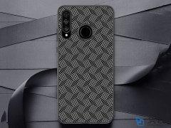 قاب فیبر نیلکین هواوی Nillkin Synthetic Fiber Plaid Case Huawei P30 Lite/ Nova 4e