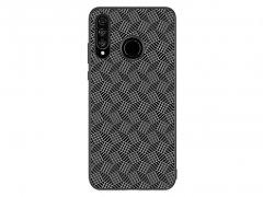 قاب نیلکین هواوی Nillkin Synthetic Fiber Plaid Case Huawei P30 Lite/ Nova 4e