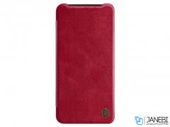 کیف چرمی نیلکین وان پلاس Nillkin Qin Leather Case OnePlus 7
