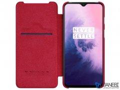 کیف وان پلاس Nillkin Qin Leather Case OnePlus 7