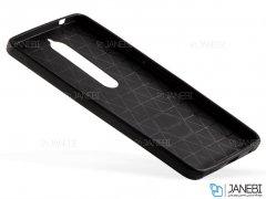 قاب ژله ای طرح چرم نوکیا Auto Focus Jelly Case Nokia 6.1