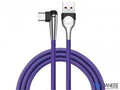 کابل تایپ سی بیسوس Baseus MVP Elbow Type-C Cable 2m