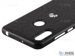 قاب محافظ طرح پارچه ای هواوی Protective Cover Huawei Y6 2019