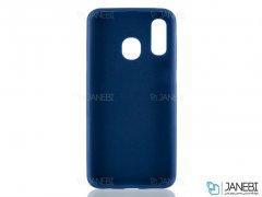قاب محافظ طرح پارچه ای سامسونگ Protective Cover Samsung Galaxy A40