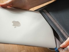 کاور محافظ موشی مک بوک Moshi Muse 13 Slim Fit Sleeve MacBook Pro 13/ MacBook Air 13