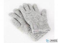 دستکش مخصوص گوشی های لمسی موشی Moshi digits Touchscreen Gloves L