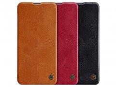 کیف چرمی نیلکین هواوی Nillkin Qin Leather Case Huawei P Smart Z