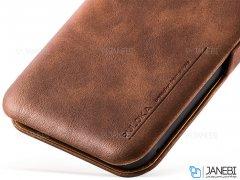 کیف چرمی آیفون Puloka Case Apple iPhone 8/7