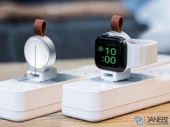 شارژر وایرلس اپل واچ بیسوس Baseus BS-IW02 Dotter Wireless Charger
