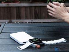 شارژر وایرلس ساعت هوشمند بیسوس Baseus BS-IW02 Dotter Wireless Charger