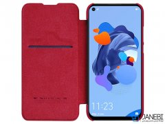 کیف چرمی نیلکین هواوی Nillkin Qin Leather Case Huawei P20 Lite 2019/ Nova 5i