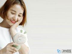 پنکه قابل شارژ دستی و رومیزی بیسوس Baseus Exquisite Rabbit Fan