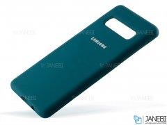 قاب محافظ سیلیکونی سامسونگ Silicone Cover Samsung Galaxy S10 Plus