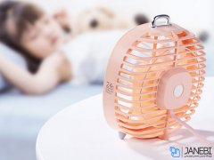 پنکه رومیزی جویروم Joyroom JR-CY276 Firefly night light fan