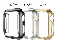 قاب محافظ اپل واچ Coteetci PC Plating Case Apple Watch4 44mm
